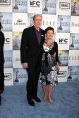 Richard Jenkins & Wife — Stock Photo