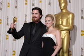 Christian Bale, Reese Witherspoon — Stock Photo