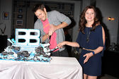 Scott Clifton, Heather Tom — Foto Stock