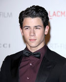 Nick Jonas — Stock Photo