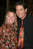 Maria Arena Bell & Michael Damian — Stock Photo