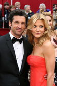 Patrick Dempsey — Stock Photo