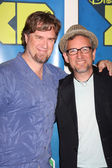 "Dan Povenmire, Jeff ""Swampy"" Marsh — Stock Photo"