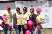 Arianne Zucker, Crystall Chappell, Nadia Bjorlin, Molly Burnett and Judi Evans — Stock Photo