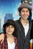 Alex & Nat Wolff — Stock Photo