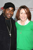 Rodney Jenkins & Patrica Heaton — Stock Photo