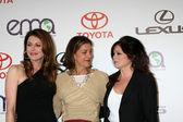 Jane Leeves, Wendie Malick, Valerie Bertinelli — Stock Photo