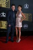 Nick Lachey & Vanessa Minnillo — Foto Stock