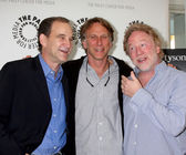 Marshall Herskovitz, Peter Horton, Timothy Busfield — Stock Photo