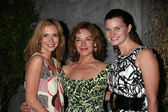 Ashley Jones, Robin Riker & Heather Tom — Stock Photo