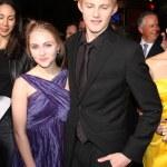 AnnaSophia Robb and Alexander Ludwig — Stock Photo