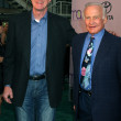 Ed Begley Jr & Buzz Aldrin — Stock Photo #12991624