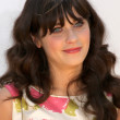 Zooey Deschanel — Stock Photo