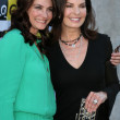 Carrie Latt Wiatt, Sela Ward — Stock Photo #12992576