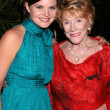 Heather Tom, Jeanne Cooper — Stock Photo