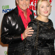 Stock Photo: David & Hayley Hasselhoff