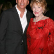 Bill Bell Jr & Jeanne Cooper - Stock Photo