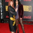 Foto Stock: Slash and Wife
