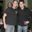 Kevin Dillon & Charlie Sheen — Stock Photo