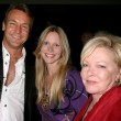Doug Davidson & Lauralee Bell, and Patty Weaver - Stock Photo