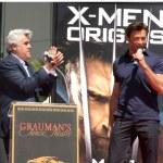 Jay Leno & Hugh Jackman — Stock Photo #12995890