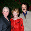 Susan Flannery, Jeanne Cooper, & Michael Logan - Stock Photo
