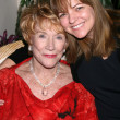Jeanne Cooper & Tricia Cas - Stock Photo