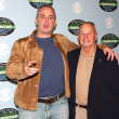 Richard Hatch & Rudy Boesch — Stock Photo