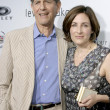 Peter Coyote & wife — Stock Photo