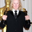 Stock Photo: Paul N.J. Ottosson, winner of Best Sound Editing and Best Sound