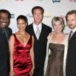 Stock Photo: James Reynolds , Renee Jones, Drake Hogestyn, Mary Beth Evans, and Stephen Nichols