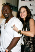 Randy Jackson & Kara DioGuardi — Stock Photo