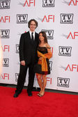 Jay Roach, Susanna Hoffs — Stock Photo