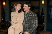 Kristian Alfonso, Peter Reckell — Stock Photo