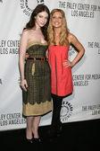 Michelle Trachtenberg & Sarah Michelle Gellar — Stock Photo