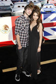 Matt Prokop, Sarah Hyland — Stock Photo