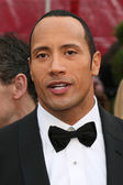 "Dwayne Johnson aka ""The Rock"" — Stock Photo"