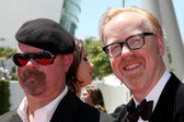 Jamie Hyneman, Adam Savage — Stock Photo