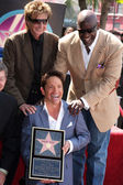 Barry Manilow, Chris Gardner & Dave Koz — Stock Photo