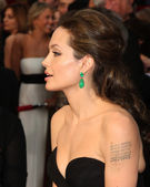 Angelina jolie — Foto de Stock