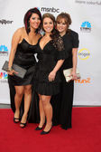 "Raquel ""Raq-C"" Cordova, Janney ""Chiquis"" Marin and Jenni Rivera — Stock Photo"