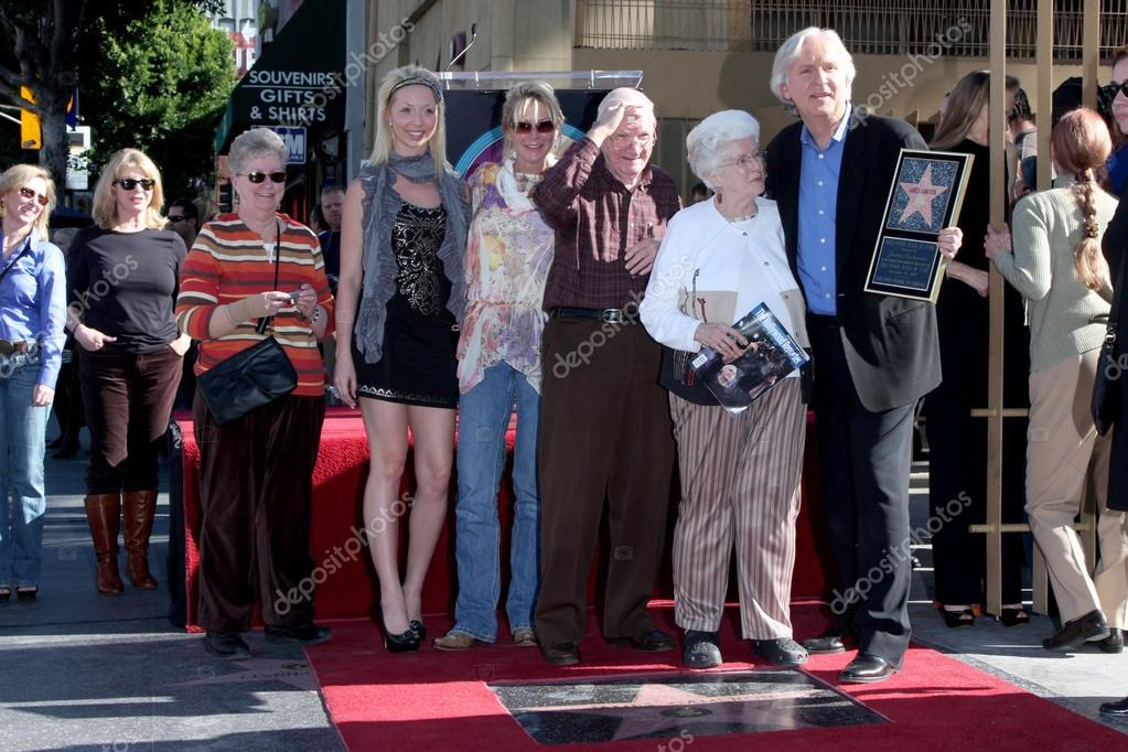 James Cameron and Family – Stock Editorial Photo © Jean ...