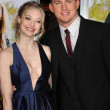Amanda Seyfried and Channing Tatum — Stock Photo