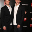 Max and Charlie Carver - Stock Photo