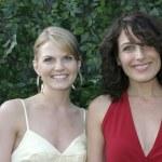 ������, ������: Jennifer Morrison & Lisa Edelstein