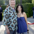 Dave Foley & wife — Stock Photo #13000820