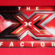 Stock Photo: X Factor Logo