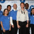 Stock Photo: Neil Patrick Harris and Project Angel Food Volunteers