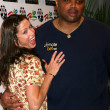 Shannon Elizabeth & Charles Barkley — Stock Photo #13002357