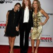 Stock Photo: EvLongoria, MarciCross, Felicity Huffman